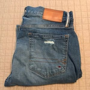 Tommy Hilfiger Slim Tapered Jeans